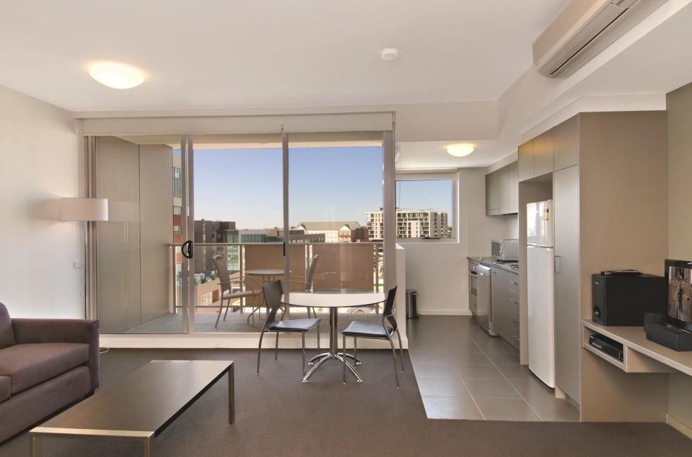 Chifley Apartments Newcastle - Accommodation Mermaid Beach