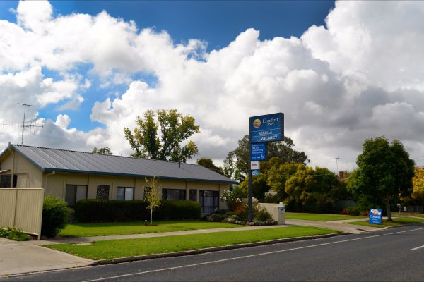 Comfort Inn Benalla - Accommodation Mermaid Beach