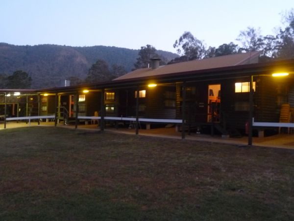 Christmas Creek Cafe and Cabins - Accommodation Mermaid Beach