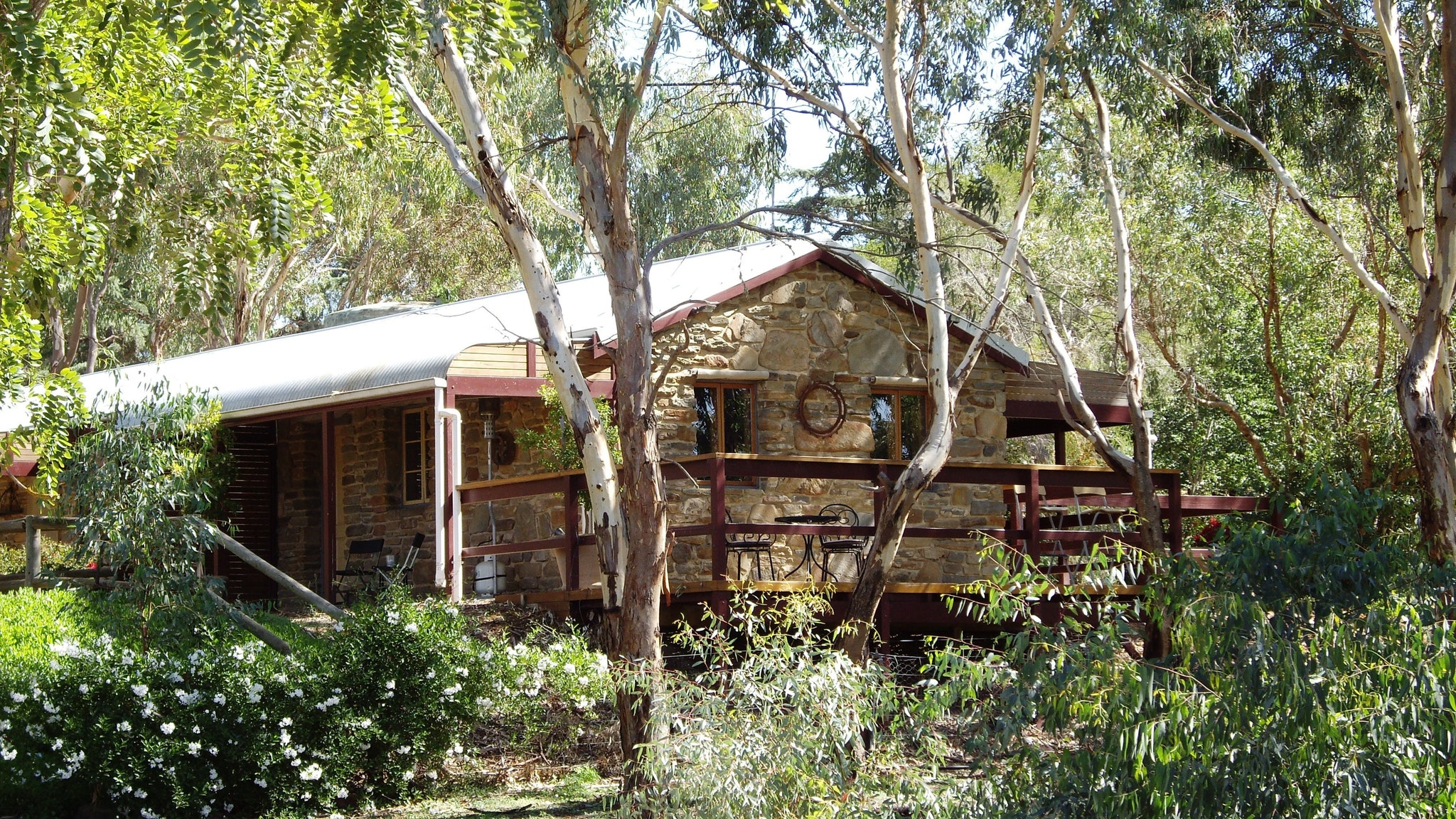 1860 Wine Country Cottages - Accommodation Mermaid Beach
