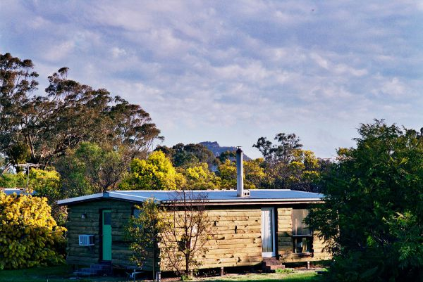Mount Zero Log Cabins - Accommodation Mermaid Beach