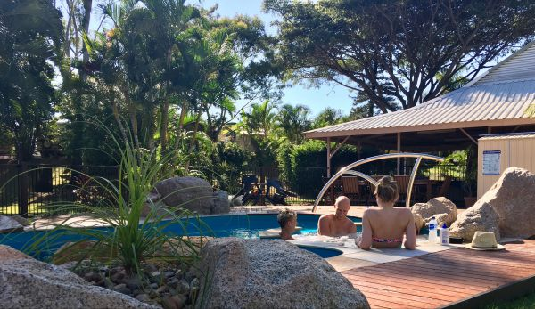 Bush Oasis Caravan Park - Accommodation Mermaid Beach