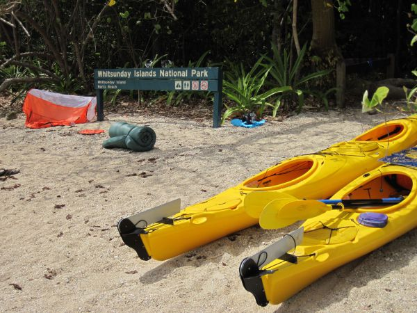 Molle Island National Park Whitsundays National Park Camping Ground - Accommodation Mermaid Beach
