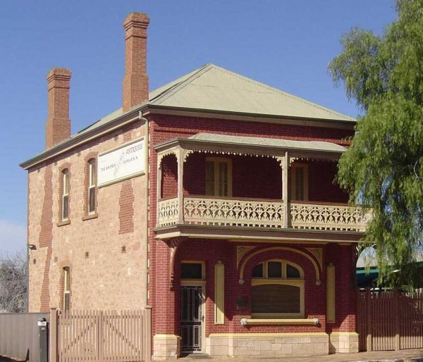 Savings Bank of South Australia - Old Quorn Branch - Accommodation Mermaid Beach