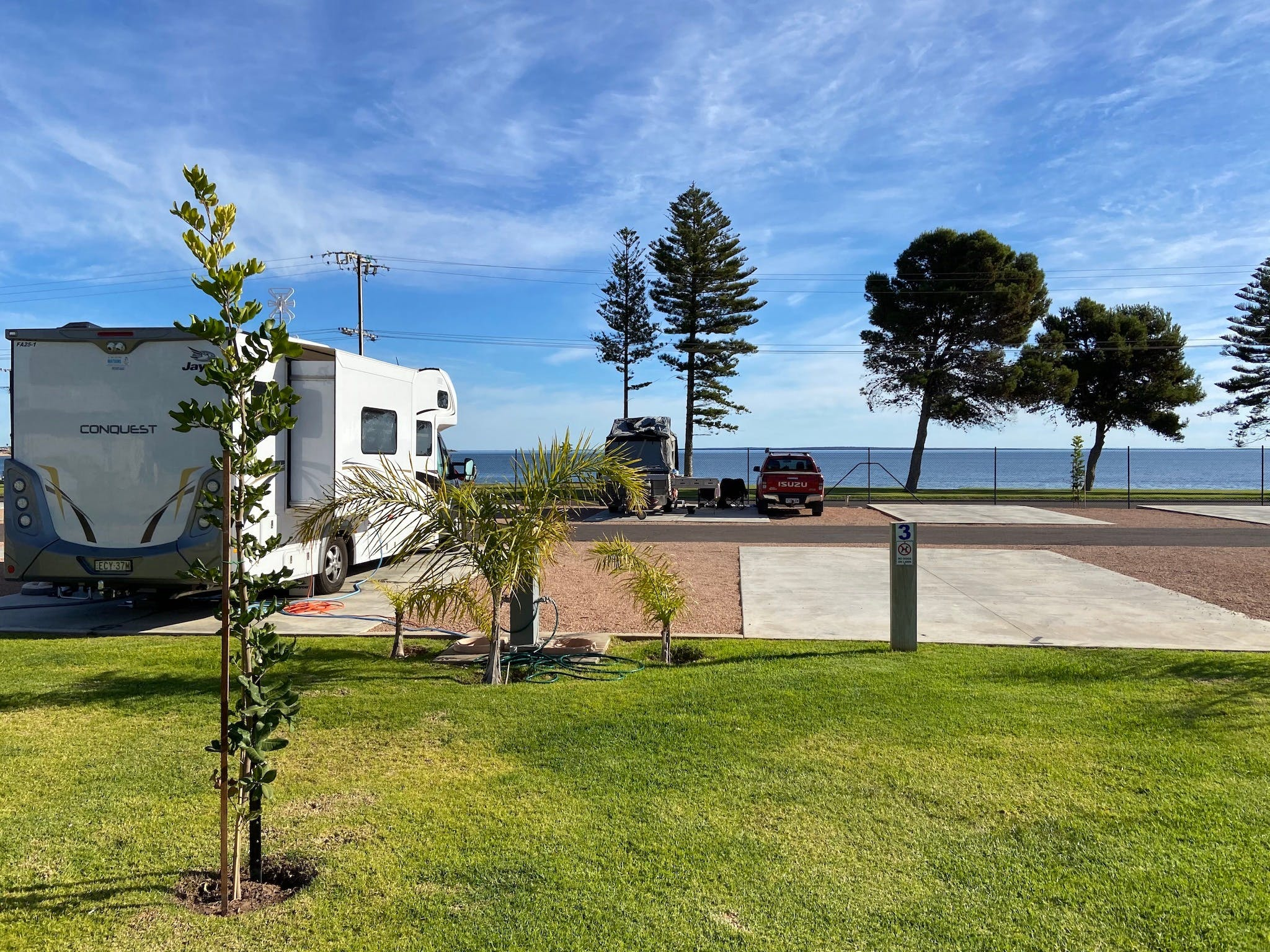 Ceduna Foreshore Caravan Park - Accommodation Mermaid Beach