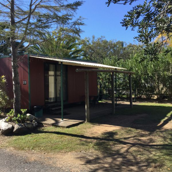Homestead Caravan Park - Accommodation Mermaid Beach