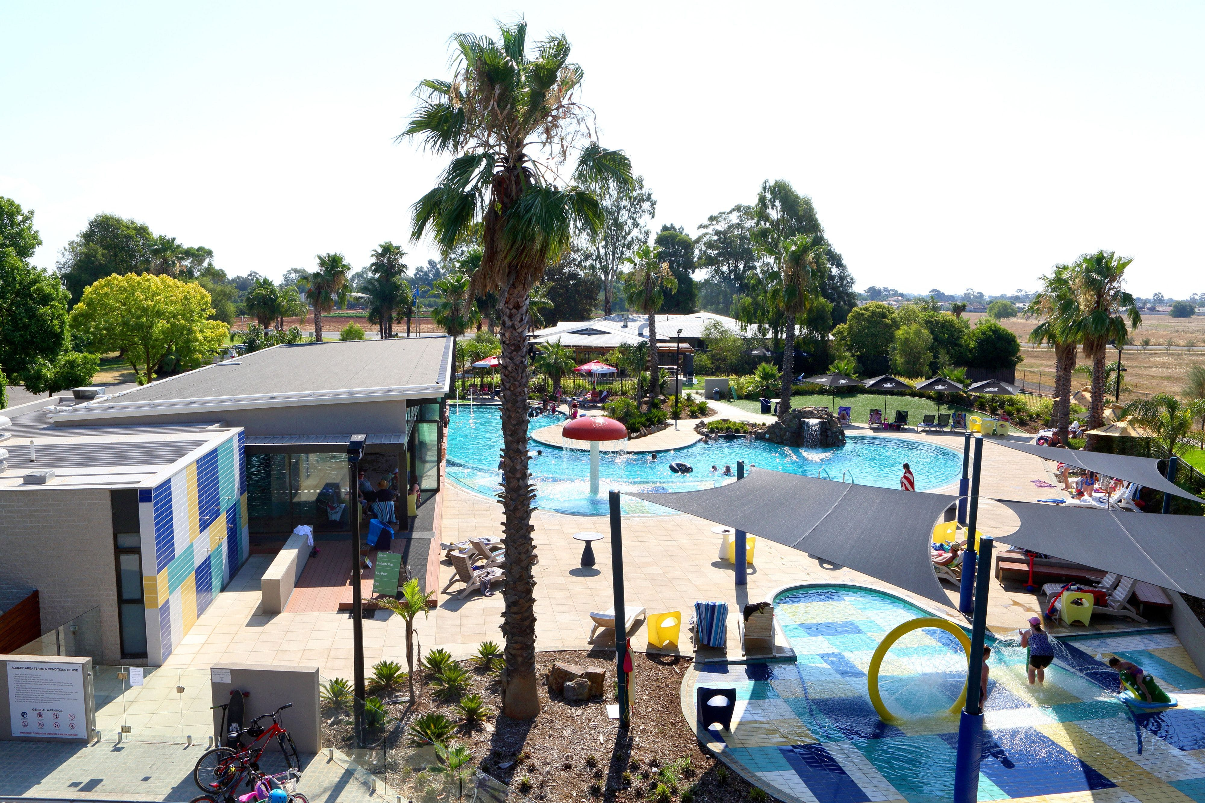 RACV Cobram Resort - Accommodation Mermaid Beach