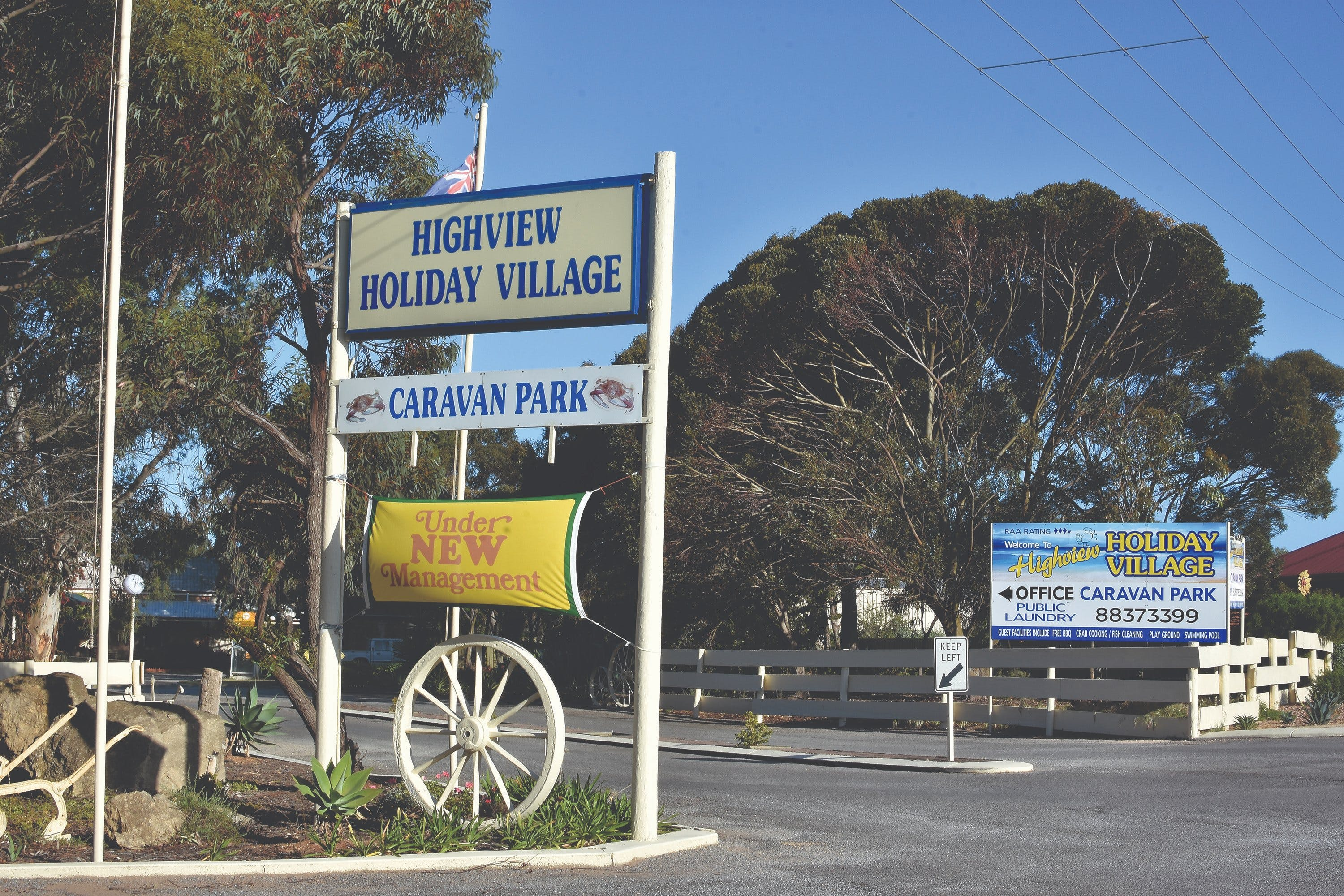 ARDROSSAN - Highview Holiday Village - Accommodation Mermaid Beach