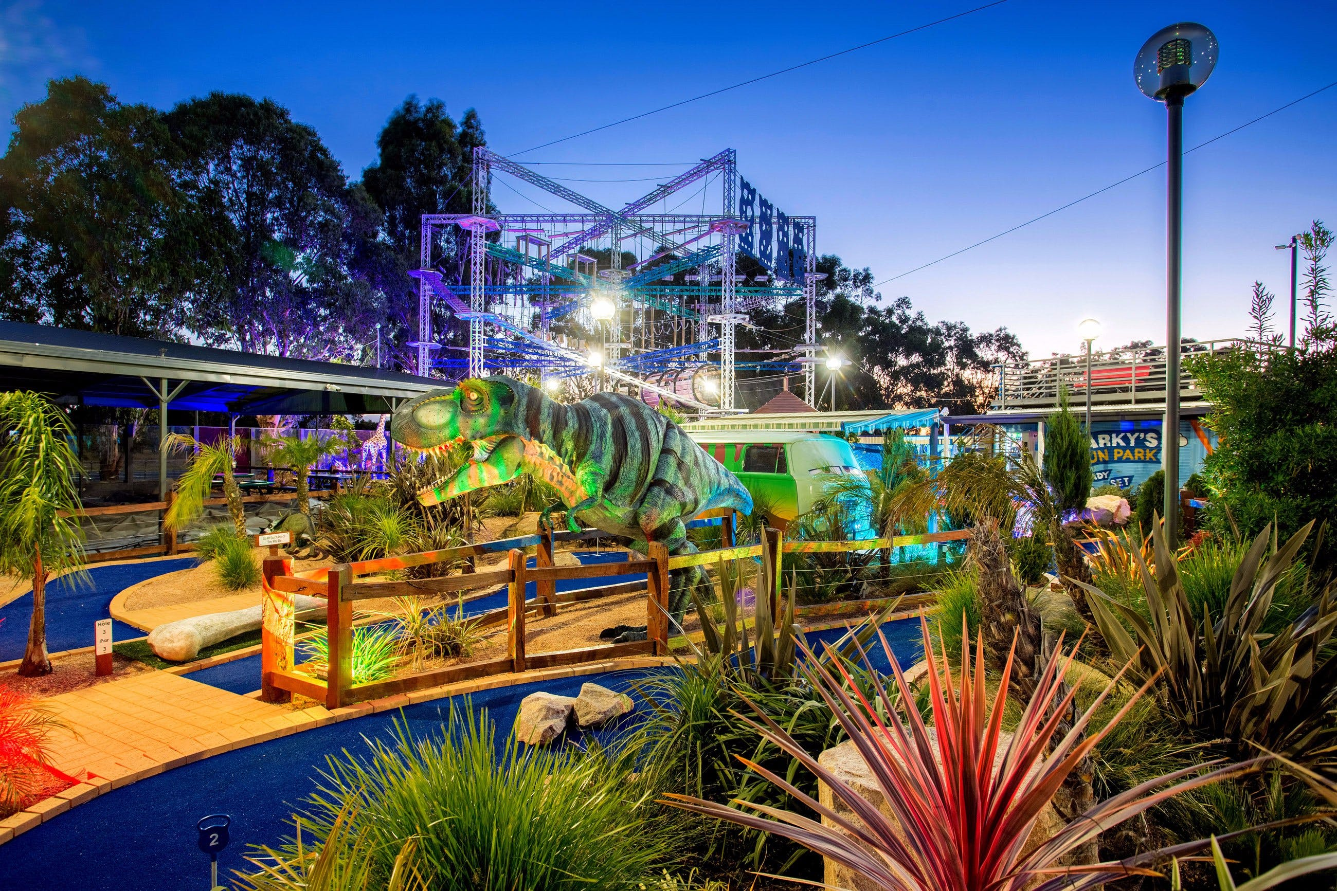 BIG4 Traralgon Park Lane Holiday Park - Accommodation Mermaid Beach