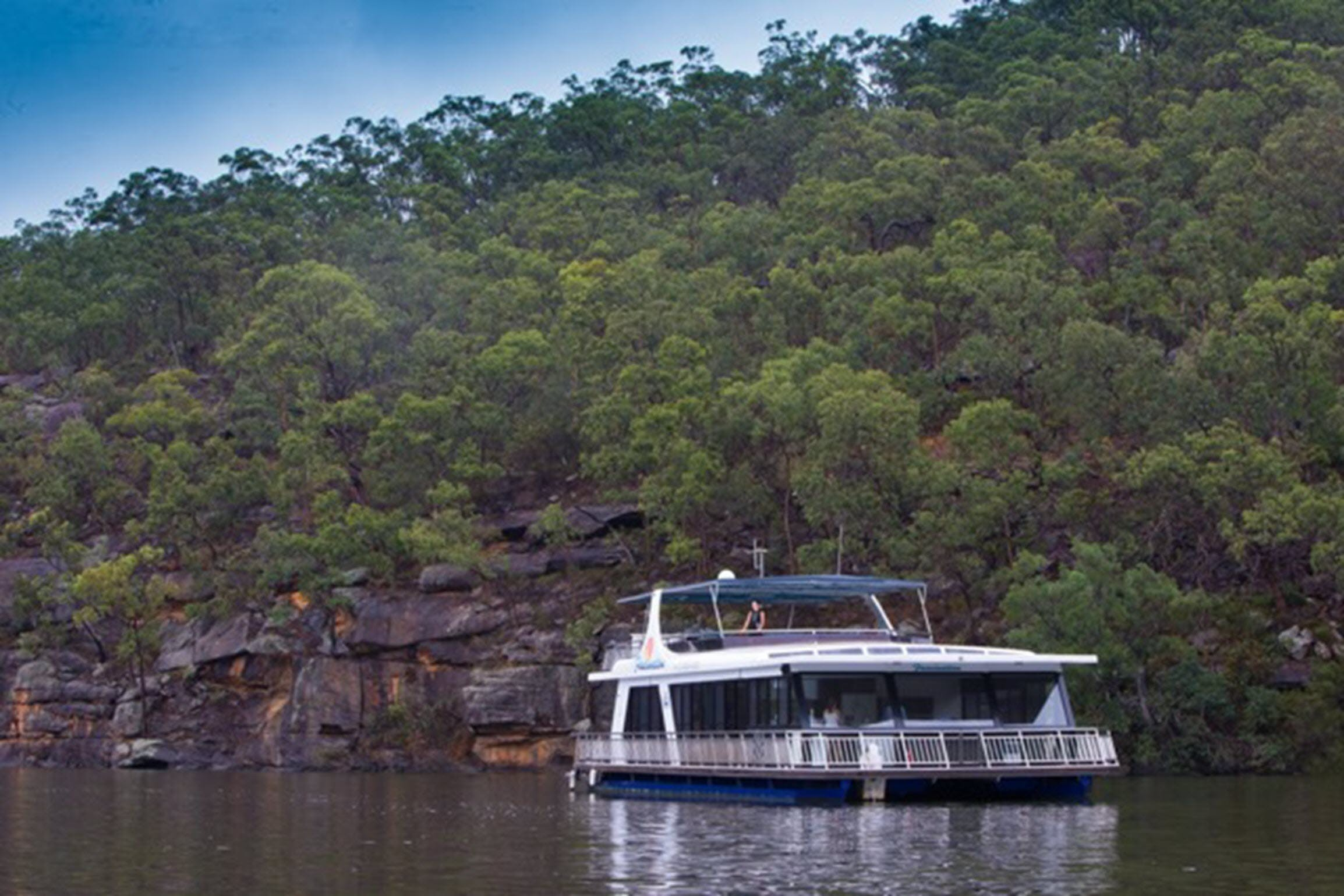 Able Hawkesbury River Houseboats - Kayaks and Dayboats - Accommodation Mermaid Beach