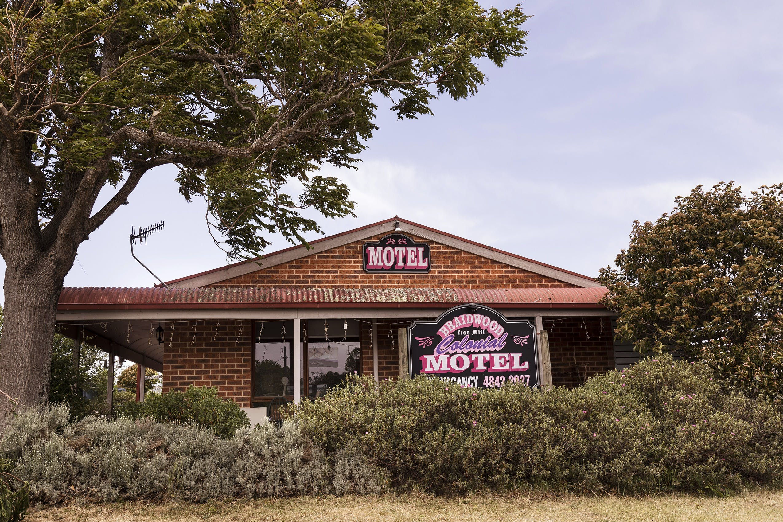Colonial Motel - Accommodation Mermaid Beach