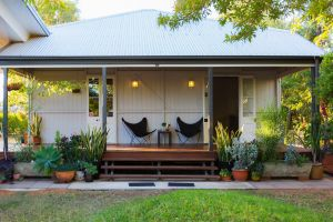 Kenilworth Cottage Barcaldine - Accommodation Mermaid Beach