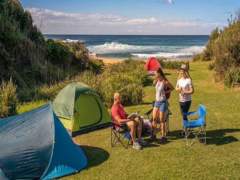 Little Beach campground - Accommodation Mermaid Beach