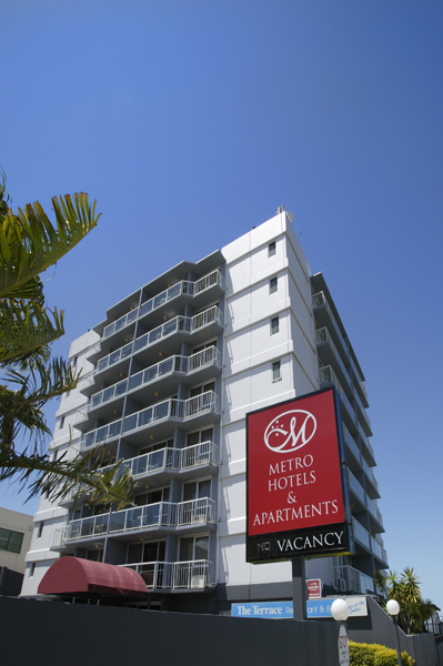 Metro Hotel  Apartments Gladstone - Accommodation Mermaid Beach