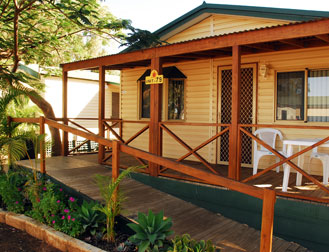 Wintersun Caravan  Tourist Park - Accommodation Mermaid Beach