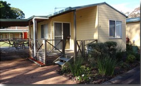 Bays Holiday Park - Accommodation Mermaid Beach