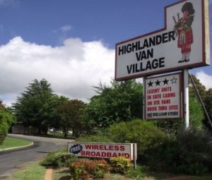Highlander Van Village - Accommodation Mermaid Beach