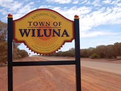 Wiluna Club Hotel Motel  Caravan Park - Accommodation Mermaid Beach