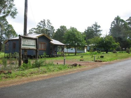 Pemberton Forest Stay - Accommodation Mermaid Beach