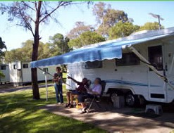 Bega Caravan Park - Accommodation Mermaid Beach