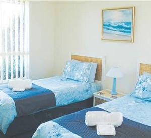 Captains Quarters - Accommodation Mermaid Beach