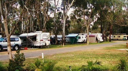 Buronga Riverside Tourist Park - Accommodation Mermaid Beach