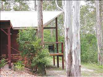Bewong River Retreat - Accommodation Mermaid Beach