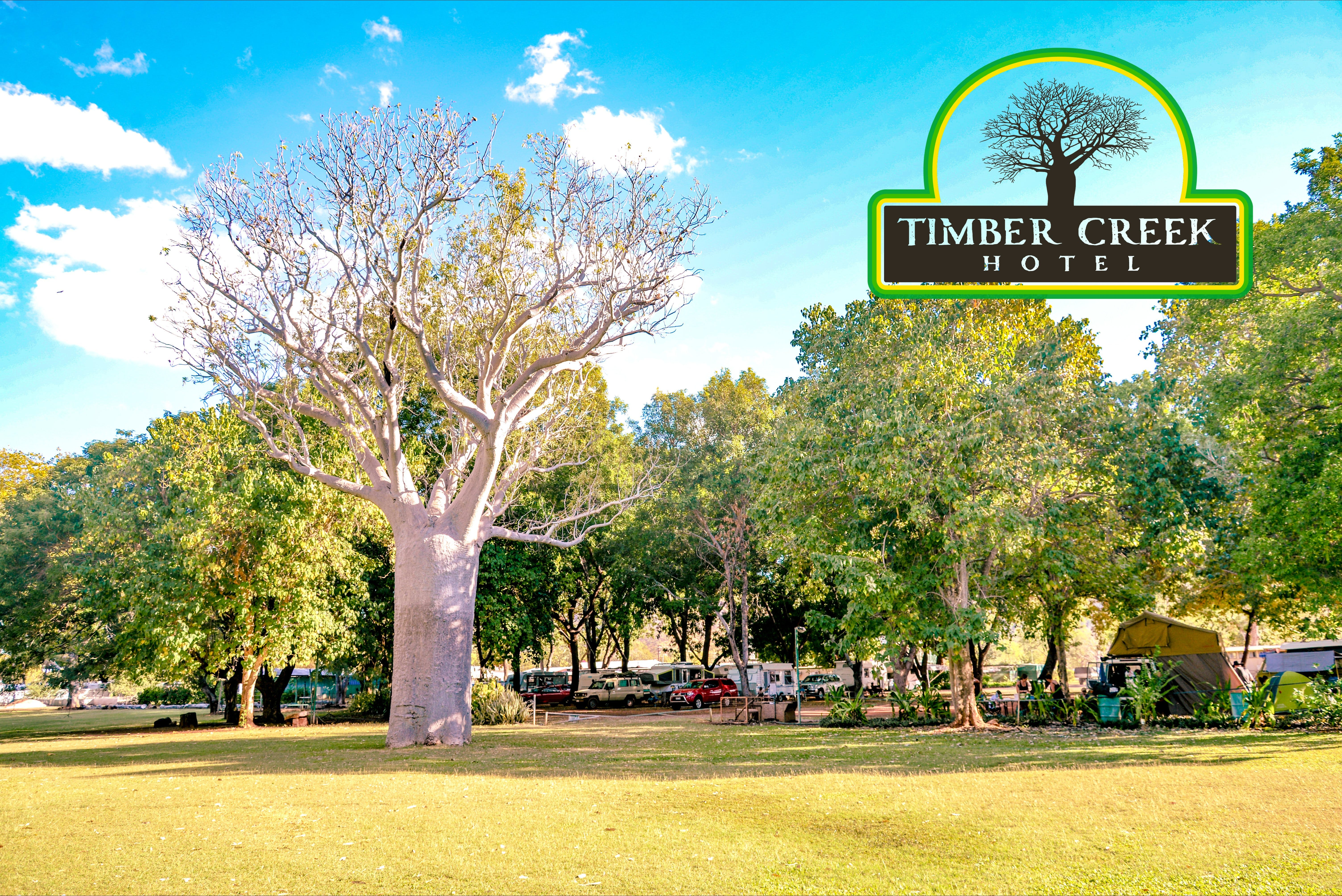 Timber Creek Hotel and Caravan Park - Accommodation Mermaid Beach