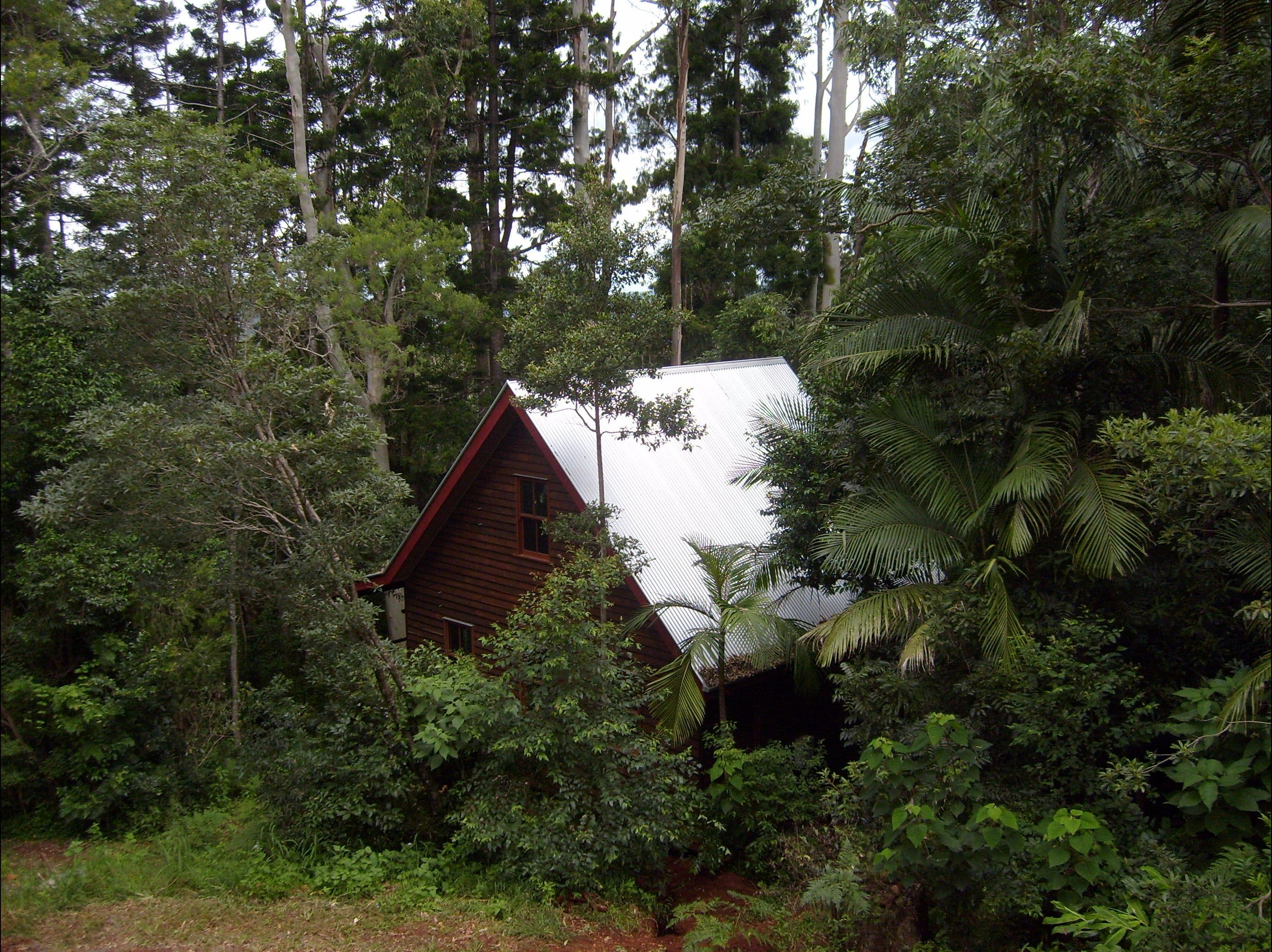 Turkeys Nest Rainforest Cottages Mt Glorious - Accommodation Mermaid Beach