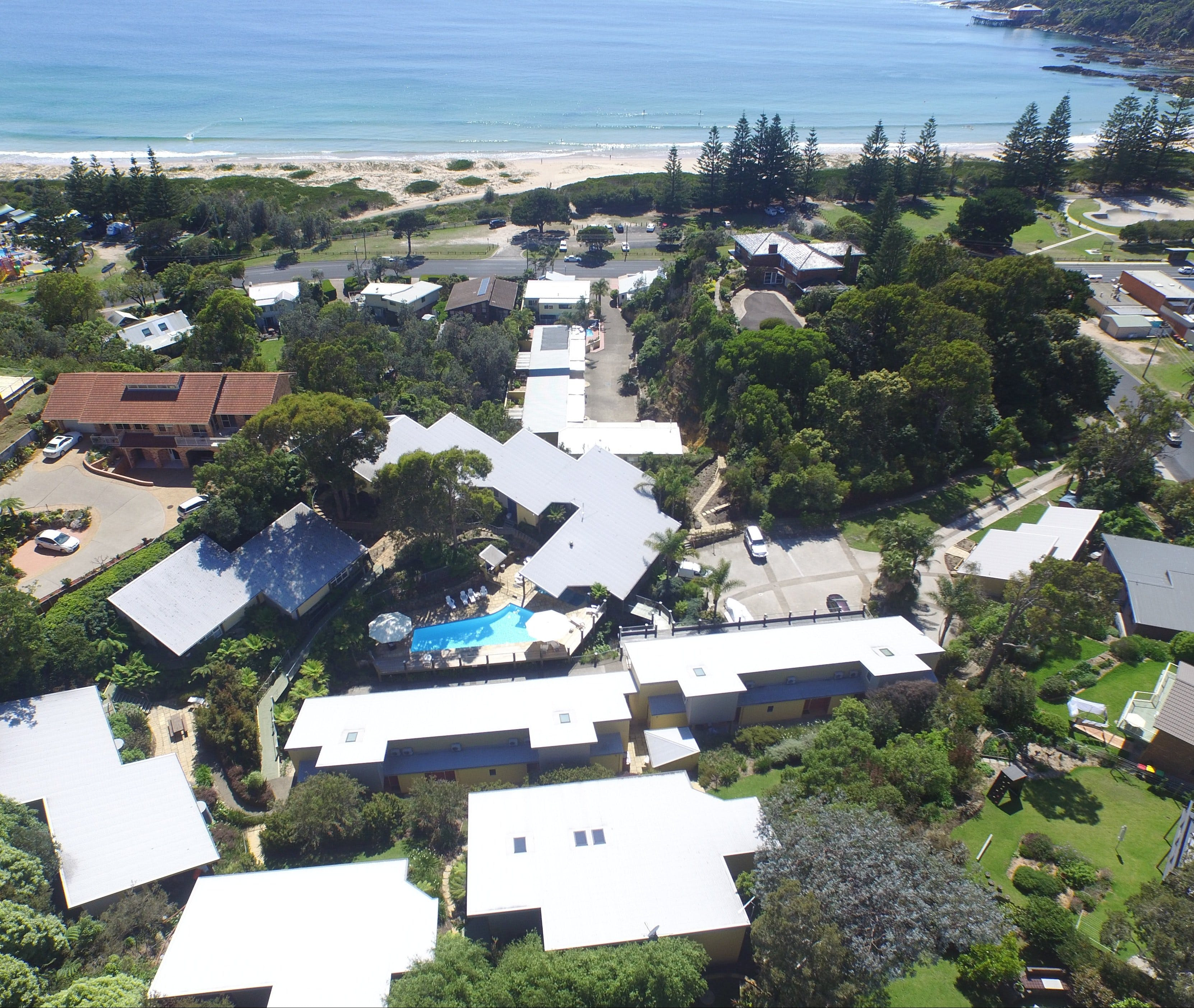 Tathra Beach House Apartments - Accommodation Mermaid Beach