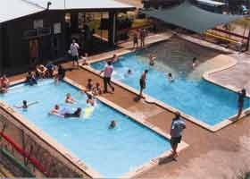 Bluegums Riverside Holiday Park - Accommodation Mermaid Beach