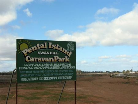 Pental Island Caravan Park and Holiday Farm - Accommodation Mermaid Beach