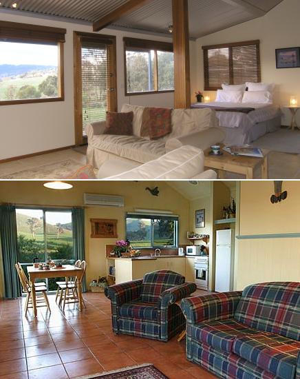 Athlone Country Cottages - Accommodation Mermaid Beach
