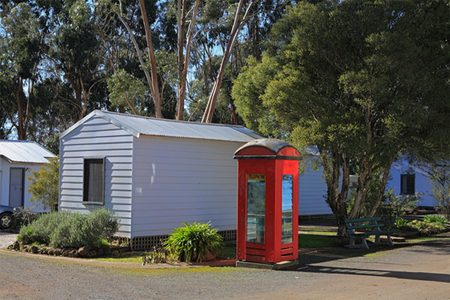 Shady Acres Caravan Park Ballarat - Accommodation Mermaid Beach