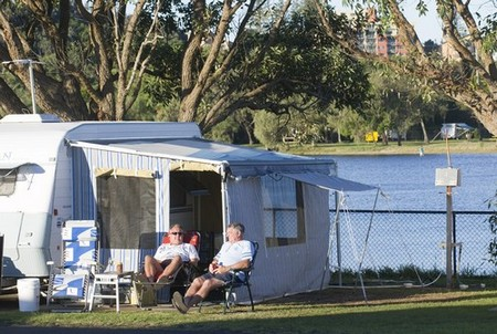 Shaws Bay Holiday Park - Accommodation Mermaid Beach