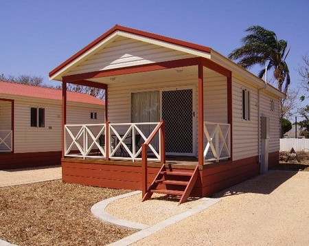 Outback Oasis Caravan Park - Accommodation Mermaid Beach