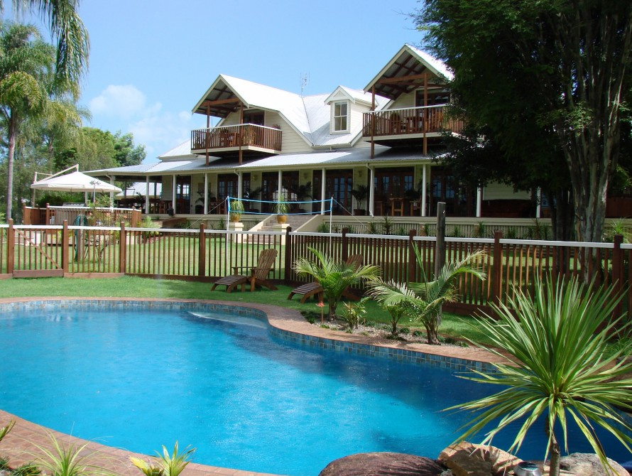 Clarence River Bed  Breakfast - Accommodation Mermaid Beach