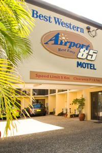 Best Western Airport 85 Motel - Accommodation Mermaid Beach