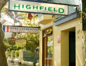 Highfield Private Hotel - Accommodation Mermaid Beach
