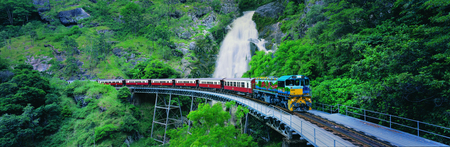 Kuranda Scenic Railway - Accommodation Mermaid Beach