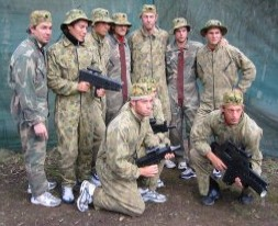 Challenge Paintball & Laser Skirmish