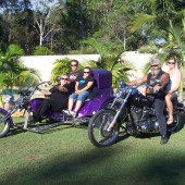 Gold Coast Motorcycle Tours - Accommodation Mermaid Beach