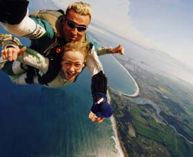 Skydive Melbourne - Accommodation Mermaid Beach