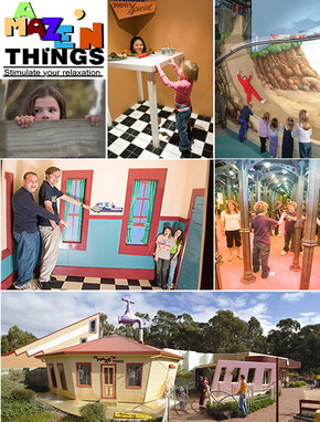 A Maze 'N Things - Accommodation Mermaid Beach