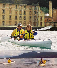 Blackaby's Sea Kayaks and Tours - Accommodation Mermaid Beach