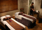 Hidden Valley Eco Spa Lodges  Day Spas - Accommodation Mermaid Beach