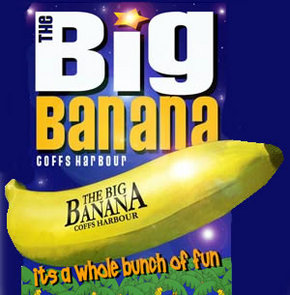 Big Banana - Accommodation Mermaid Beach