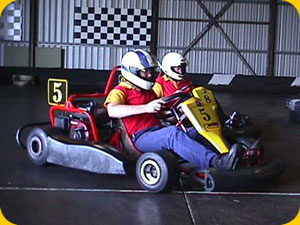 Indoor Kart Hire - Accommodation Mermaid Beach