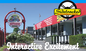 Sidetracked Entertainment Centre - Accommodation Mermaid Beach