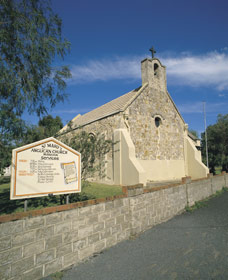 St Mary's Anglican Church - Accommodation Mermaid Beach
